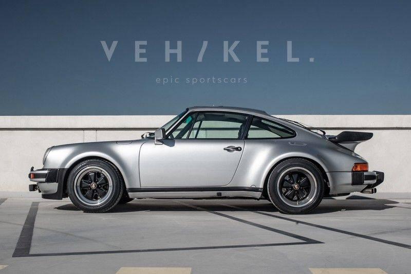 Porsche 911 930 3.3 Turbo Coupé // uitzonderlijk mooie staat afbeelding 4