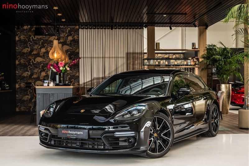 Porsche Panamera Sport Turismo 4.0 GTS | Sport Design | Sport Chrono | Pano | BOSE | PDLS afbeelding 1