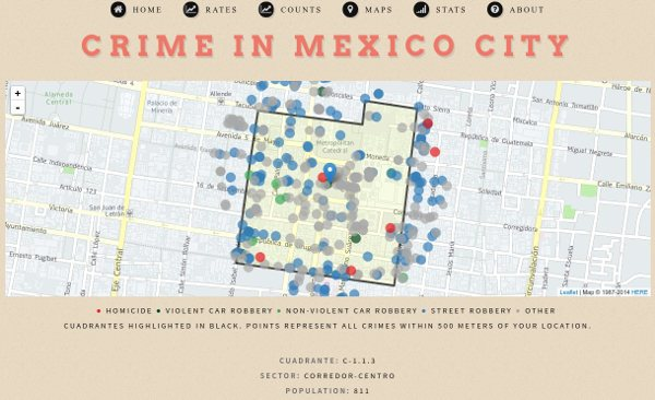 How to create crime maps of Mexico City I Need A Map Of Mexico City on need a map of north america, need a map of california, need a map of europe,