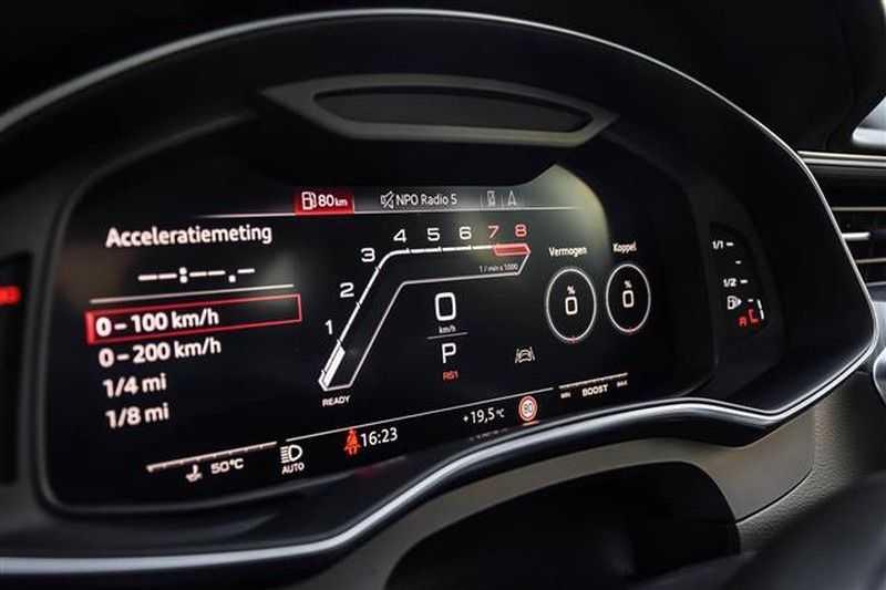 Audi RS7 DYNAMIC PLUS+PANO.DAK+DESIGNPAKKET (600 PK) afbeelding 23