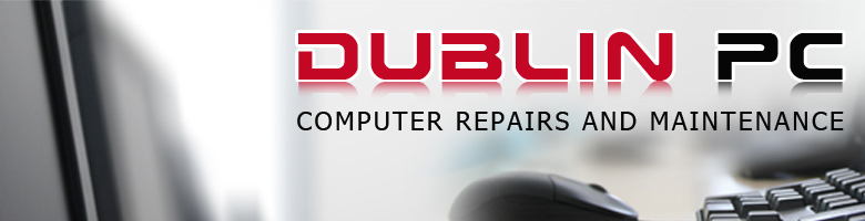 Dublin based PC support, repair, maintenance service. Virus removal. Screen calibration.