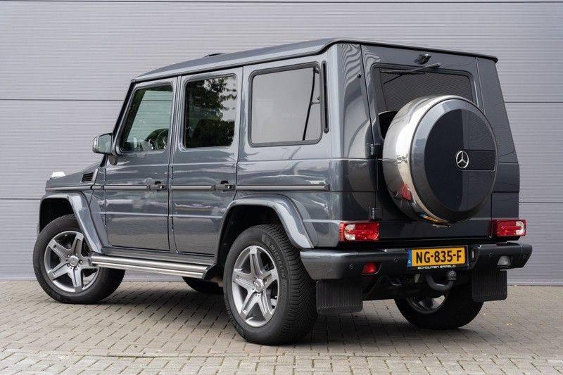 Mercedes-Benz G-Klasse 350 D 245pk Sportpakket Schuifdak Distronic Stoelventilatie afbeelding 10