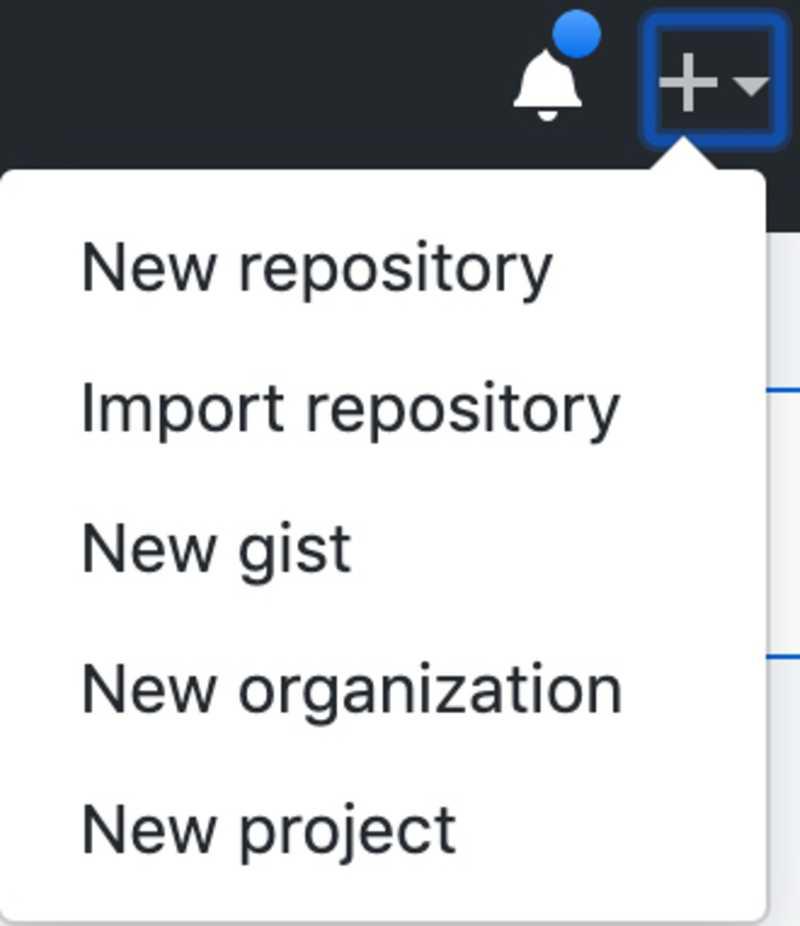 create a remote repository