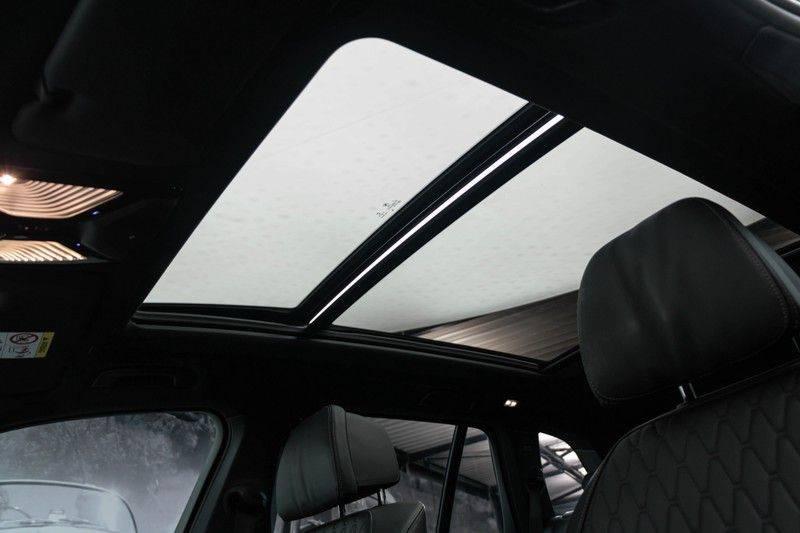 "BMW X5 M40i xDrive 340pk Panoramadak VirtualCockpit ShadowLine Sportleder+Memory Head-Up Hifi Luchtvering ACC Laserlicht AmbientLight Keyless Sportuitlaat 22"" 360Camera ParkAssist Pdc afbeelding 9"