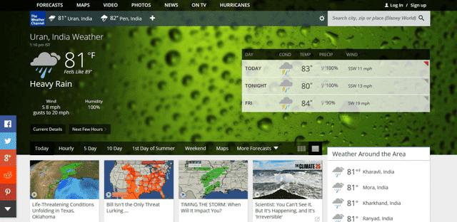 weather.com - angularjs