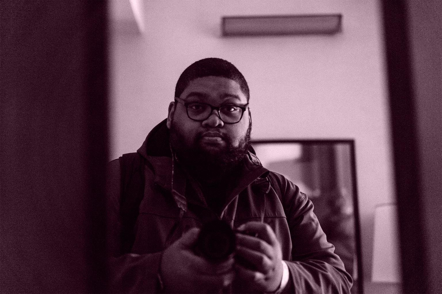 Self-Portrait, 2020. Philadelphia, PA.
