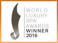 World Luxury Spa award 2016