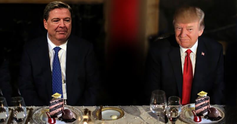 donald-trump-forces-james-comey-to-eat-covfefe-cake