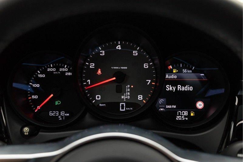Porsche Macan 3.0 S 354pk PDK Black Design Nieuw Model (Krijt) Luchtvering Panoramadak ACC Sportleder+Memory Full-Led Bochtenverlichting Navi/High Privatglass AppleCarplay 21'' Camera Pdc Trekhaak afbeelding 21