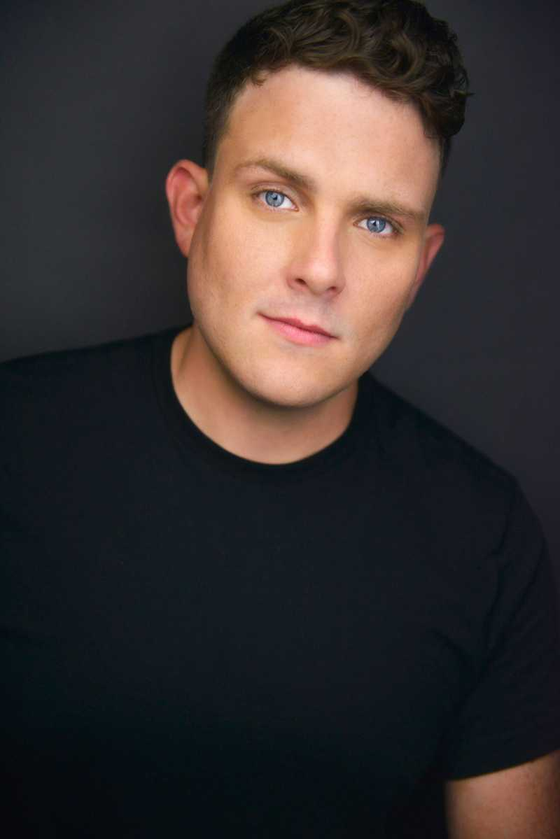 portrait of Sam Devlin Forgie