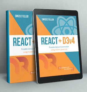 React+D3v4 cover