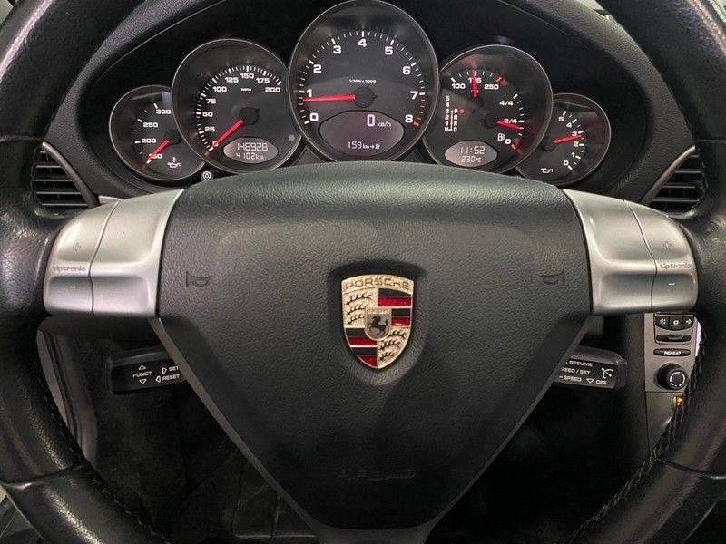 Porsche 911 Cabrio 3.6 Carrera Bose / Navi / Xenon afbeelding 18
