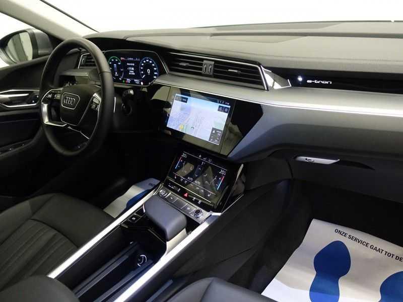 Audi e-tron e-tron 50 quattro Launch Edition plus [4% bijtelling] Full options, direct leverbaar afbeelding 25
