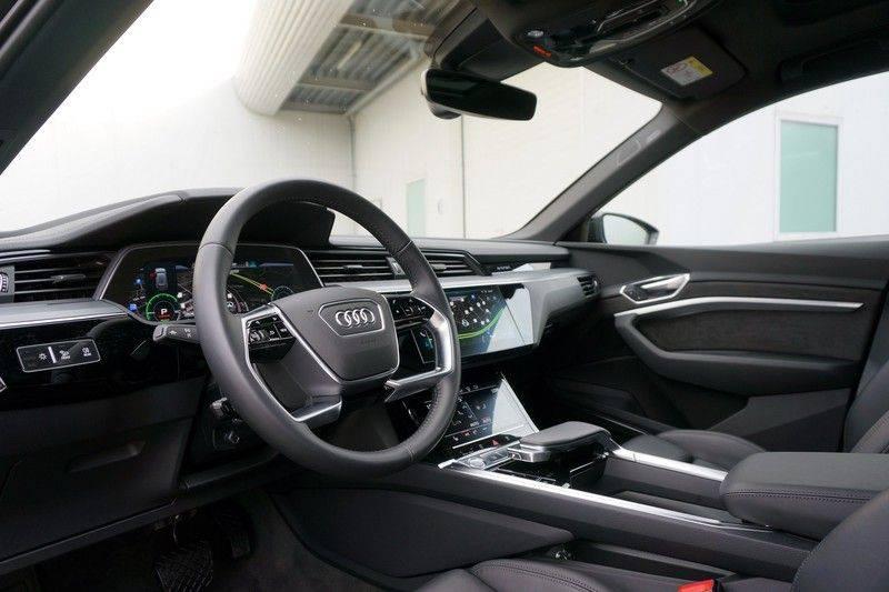 Audi e-tron 55 quattro *4% bijtelling *€180 netto bijtelling afbeelding 4