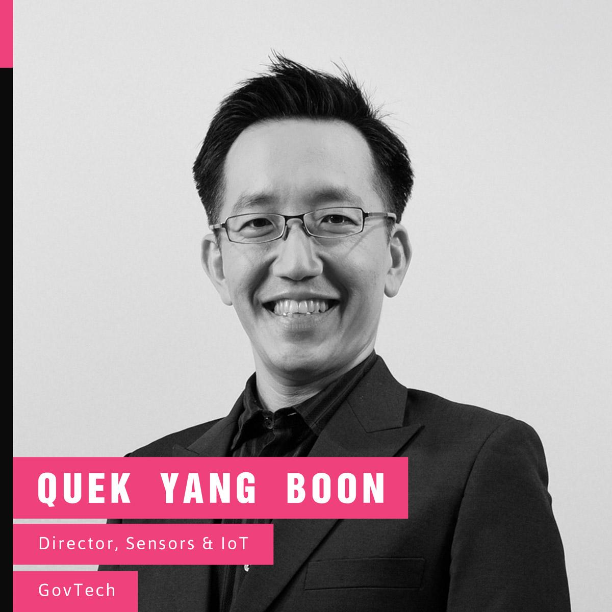 Mr Quek Yang Boon