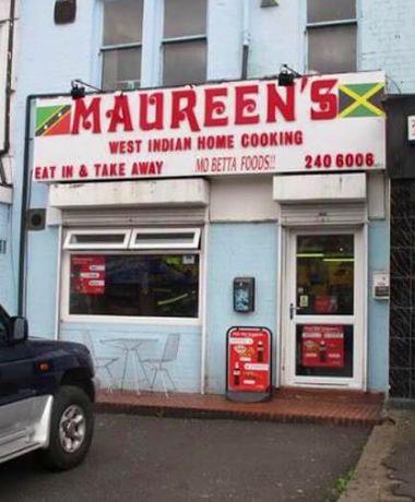 Maureen's Caribbean Takeaway