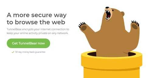 tunnelbear free vpn for windows 10