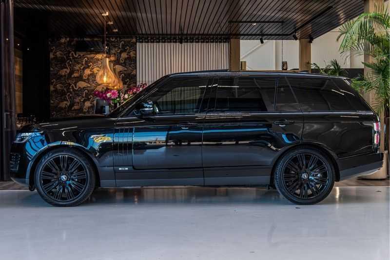 Land Rover Range Rover 5.0 V8 SC LWB Autobiography | Black Pack | Long Wheel Base | Massage | Panorama | Meridian Surround | Drive Pro Pack afbeelding 4