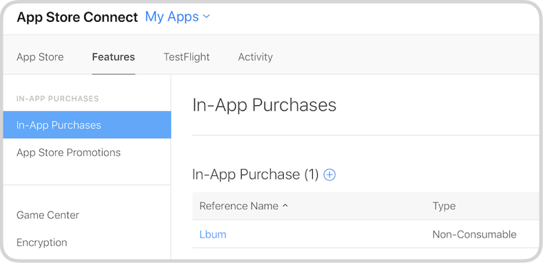 swift-in-app-purchase