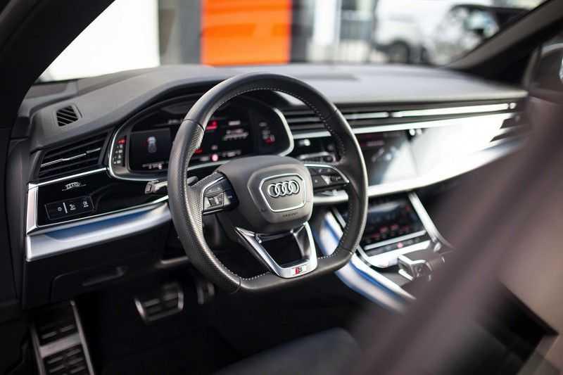 Audi SQ8 4.0 TDI Quattro *S-Sportstoelen / Pano / B&O / HUD / ACC / Nachtzicht* afbeelding 8
