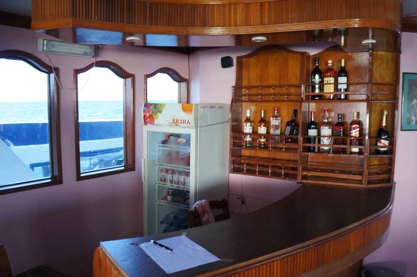 Dhinasha Surf Charter Boat Your Maldives Bar