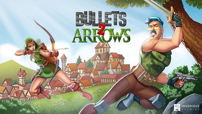 Bullet 2 Arrows
