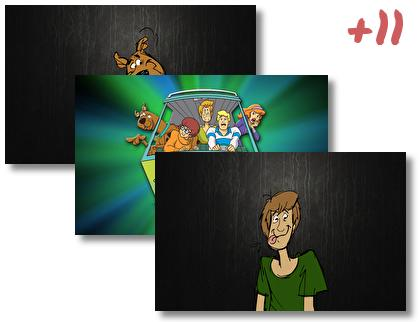 Scooby Doo theme pack