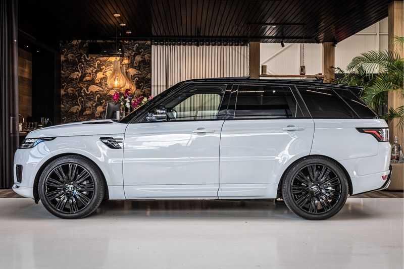 Land Rover Range Rover Sport 3.0 SDV6 HSE Dynamic | Panorama | Matrix-LED | Stuurwiel verwarmd afbeelding 12