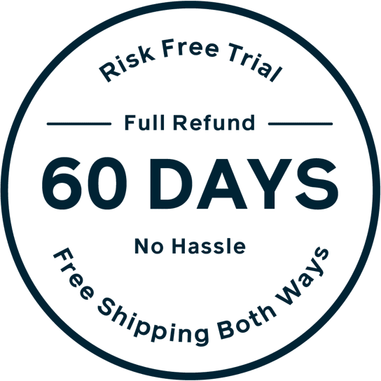 60 day risk free trial