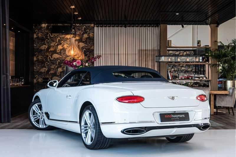 Bentley Continental GTC 6.0 W12 | Dynamic Ride | Comfort Sport | Massage afbeelding 8