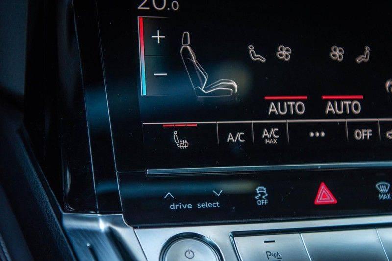 Audi e-tron 55 Quattro Advanced Exterieur, 408 PK, 4% bijtelling, Head/Up display, Pano/Dak, Night/Vision, S-line interieur, 15DKM afbeelding 15