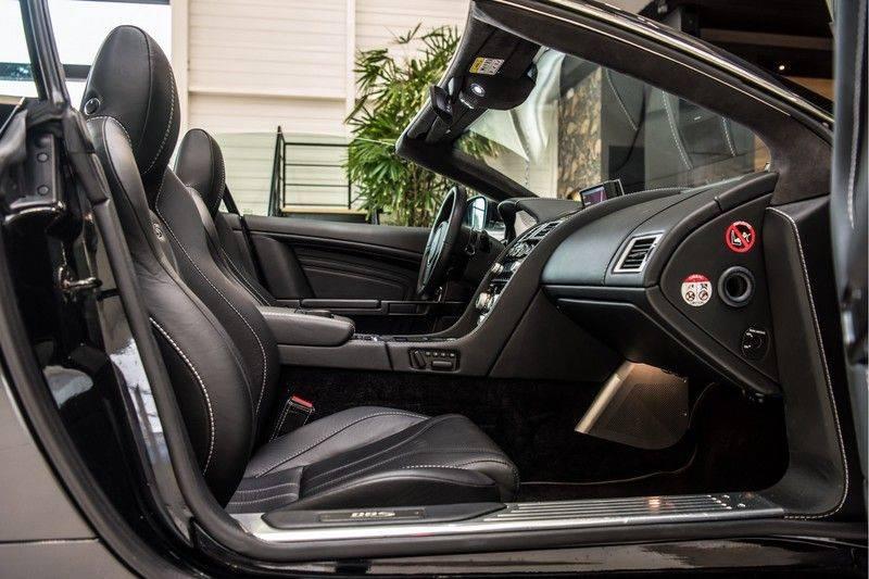 Aston Martin DBS Volante 6.0 V12 Black Carbon Edition afbeelding 22