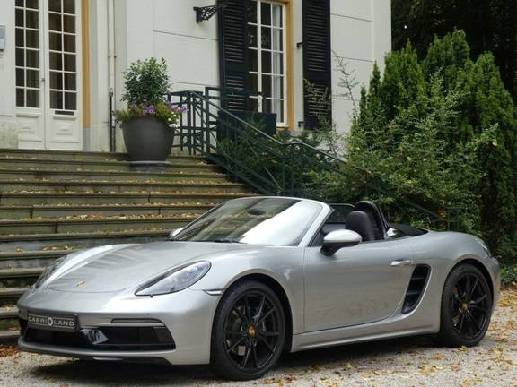 Porsche 718 Boxster 2.0, Adaptieve Sportstoelen, Vol leder