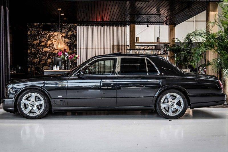 Bentley Arnage 6.8 V8 T (recent voor 20.000,- onderhouden) afbeelding 2
