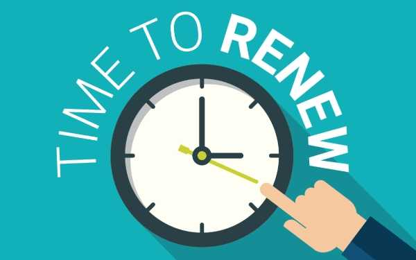 MSTCA Membership Renewal Reminder!