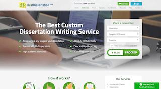 bestdissertation.com main page