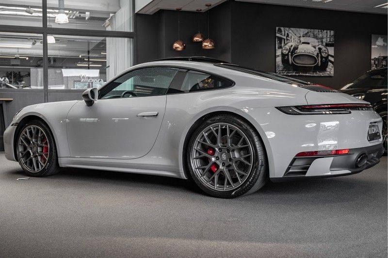 Porsche 911 992 S Krijt Sport Design Pakket 18 weg Bose Sport Chrono 3.0 Carrera S afbeelding 4