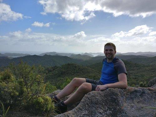 Maungapiko lookout
