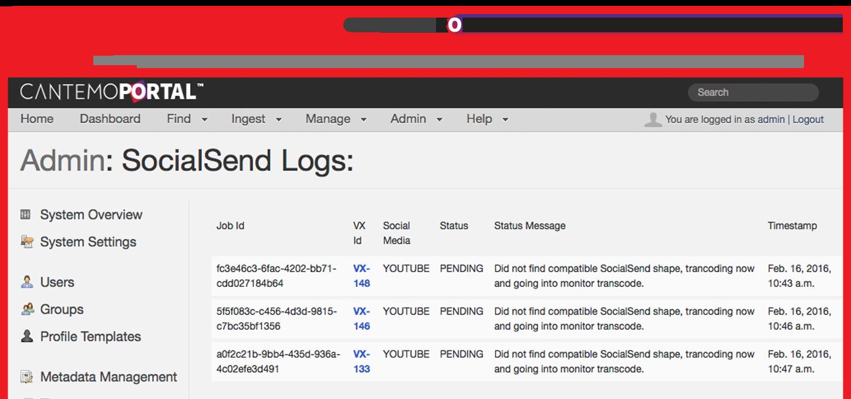 Cantemo Portal Annotation Tool