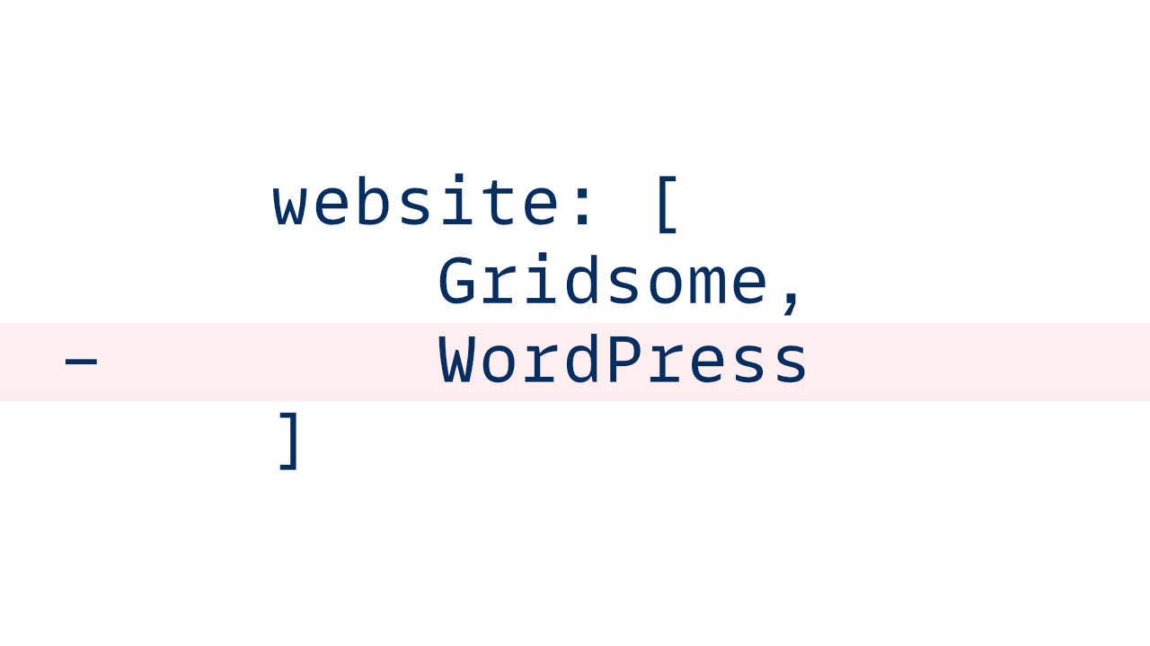 Preview image for Goodbye, WordPress