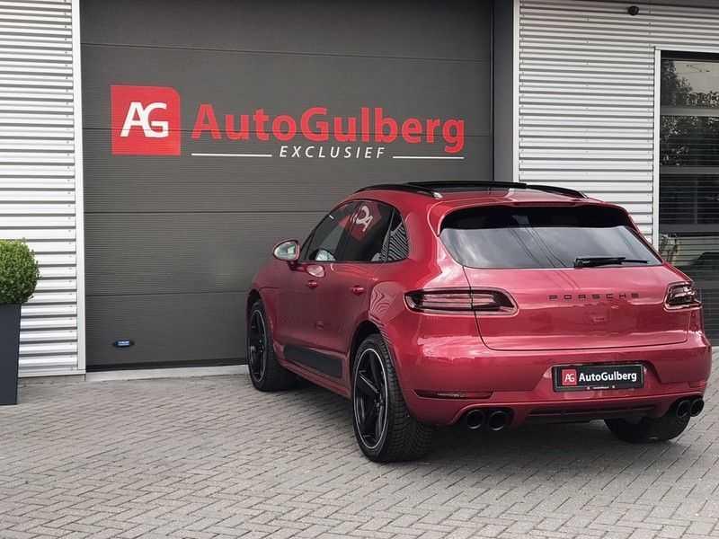 Porsche Macan 3.0 D S 258PK, Sportchrono, Sport/design, Pano, 18 Way, Bose, Luchtvering, Sportuitlaat, PDLS, LMV'21 afbeelding 7