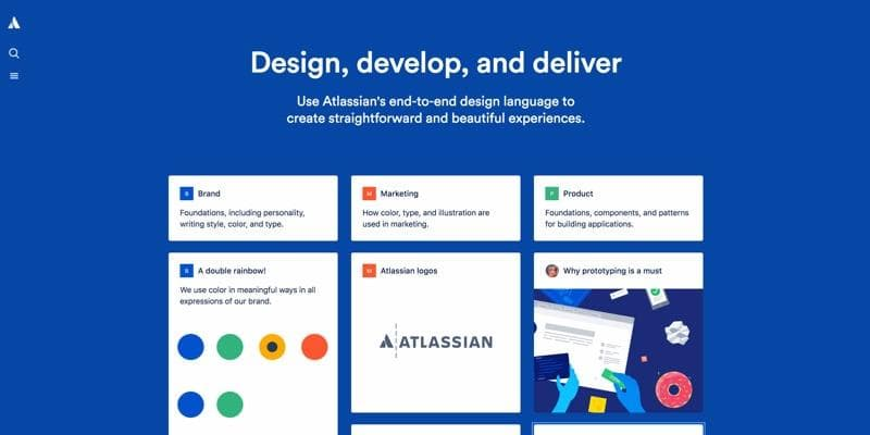 Atlassian Design Language