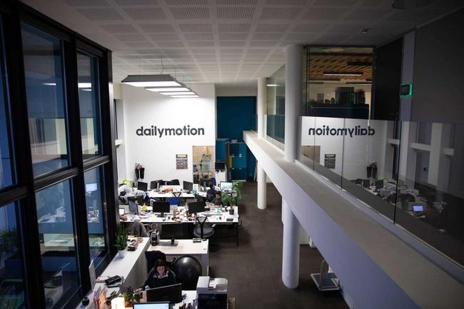 Dailymotion locaux