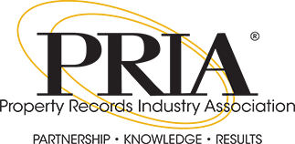 PRIA - Property Records Industry Association