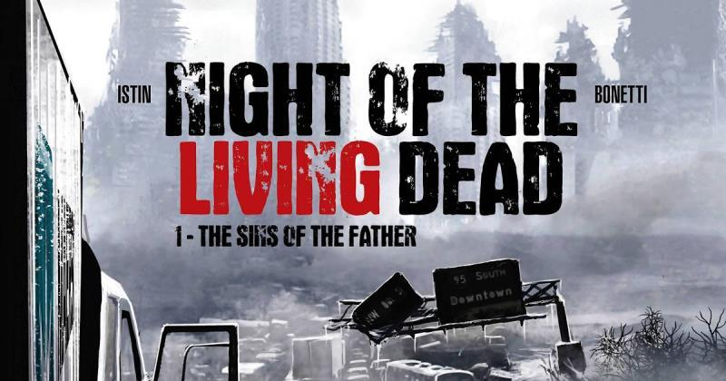 A Noite dos Mortos-Vivos de Istin e Bonett