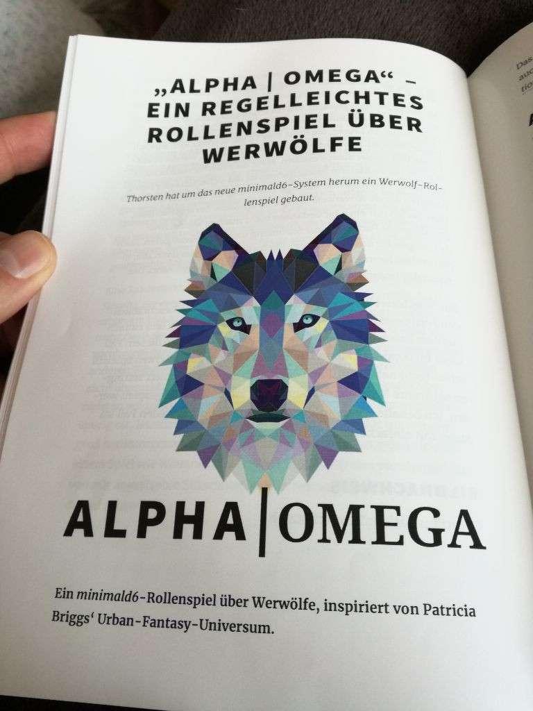 Foto des Spiels Alpha/Omega