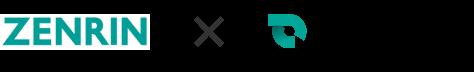 ZENRIN × SmartDrive ロゴ