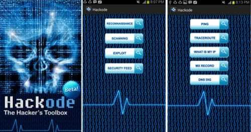 hackode hacking app for android