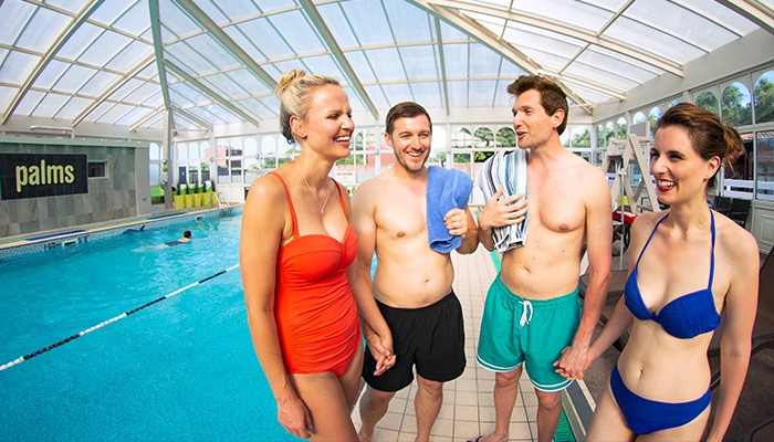 Celebrate National Fitness Day at Palms Health & Fitness Club