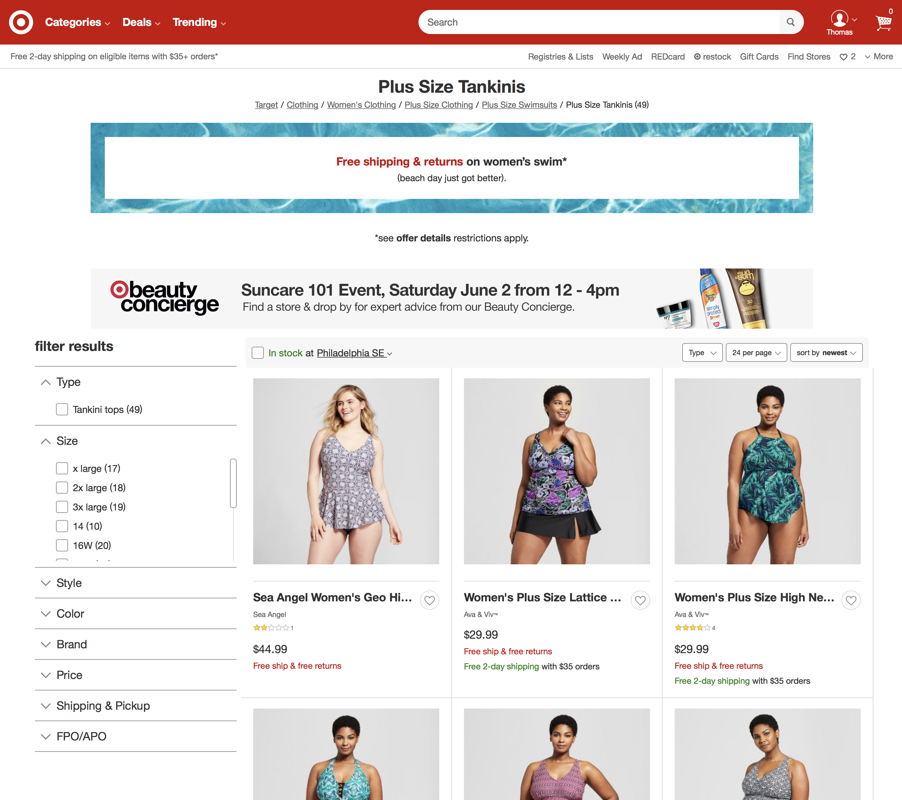 target_swimsuits